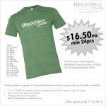 Unisex Eco Jersey Crewneck Short Sleeve T-Shirt - 1973