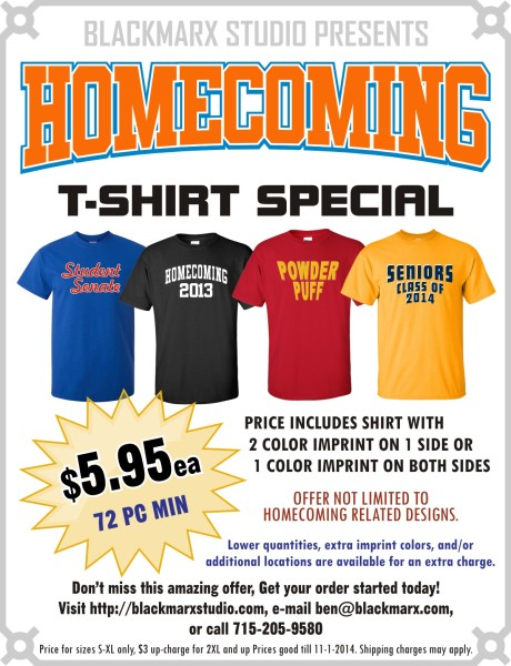 homecoming special