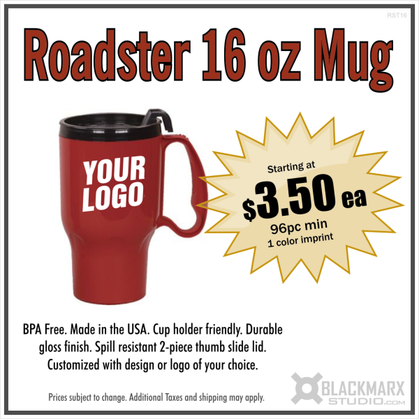 road mug