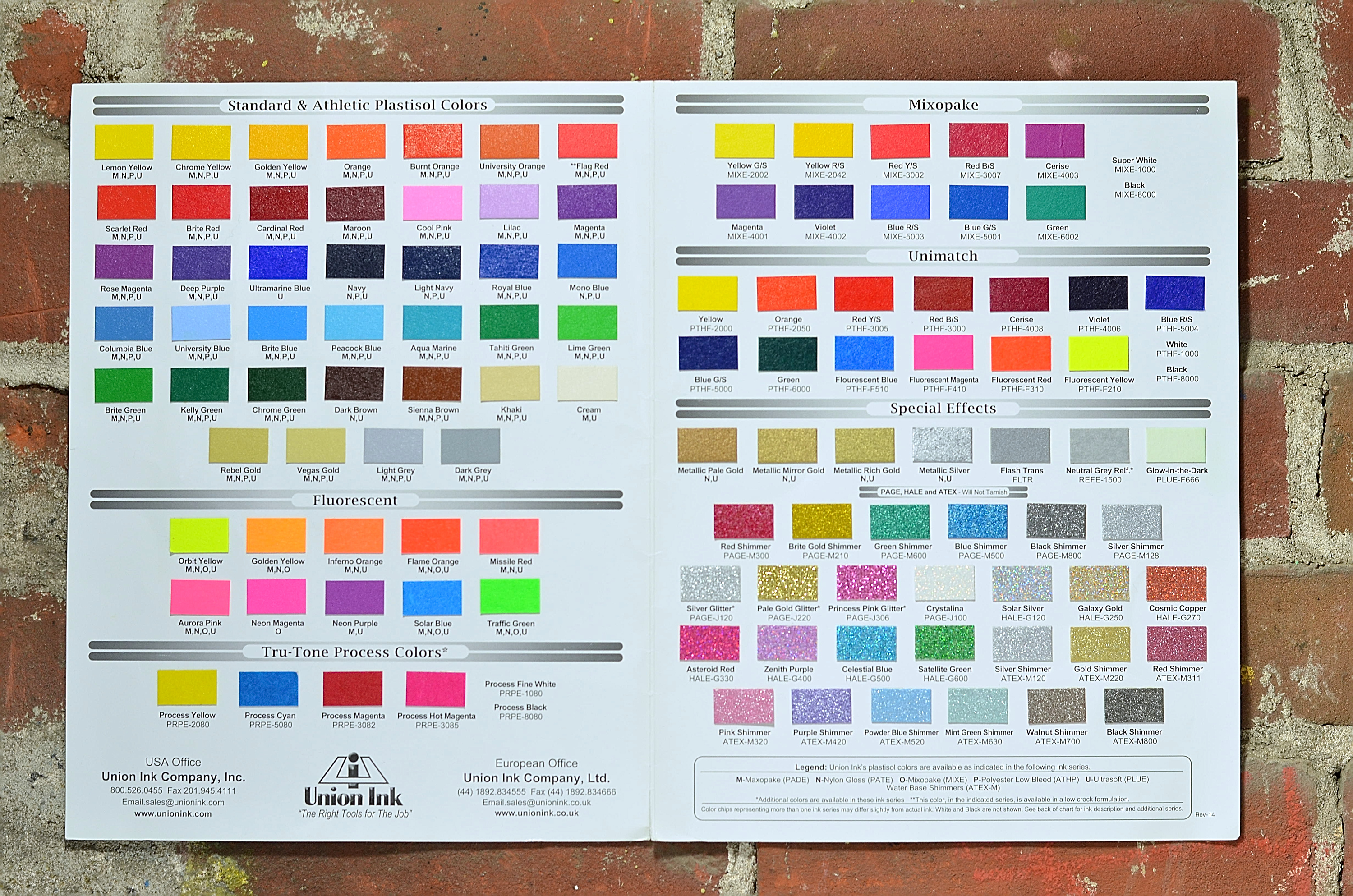 Ink color chart for screen printing blackmarx ink color chart for screen printing union ink geenschuldenfo Gallery